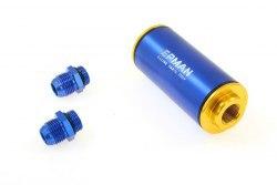 Filtr Paliwa TurboWorks AN10 Blue - GRUBYGARAGE - Sklep Tuningowy